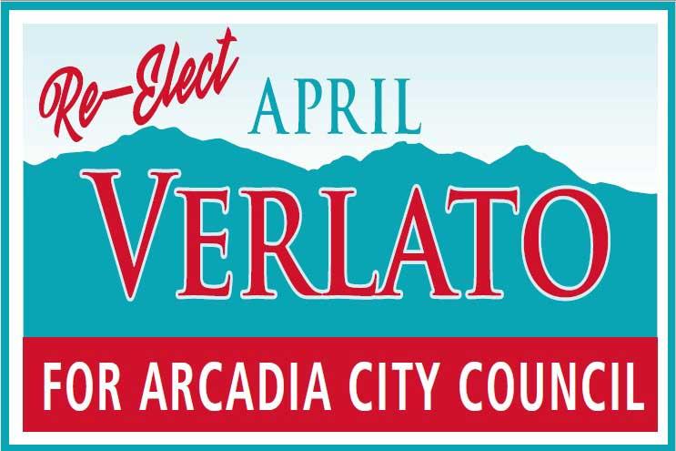 Re-elect April Verlato
